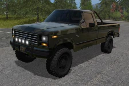 FORD F150 HUNTER V1.0