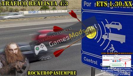 Realistic traffic 4.3