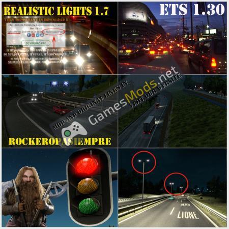 AI Realistic lights V 1.7