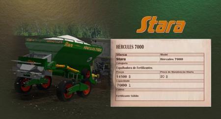 STARA HERCULES 7000 V1.0