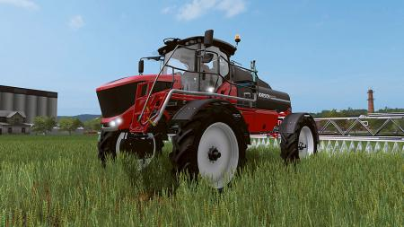 HORSCH AgroVation Vehicles