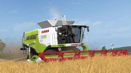 CLAAS LEXION 700 STAGE IV MW EDITION V2.0.1.0