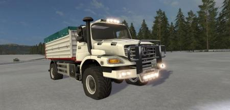 MERCEDES BENZ M82 ZETROS V 1.0 MULTICOLOR