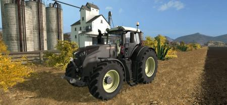 FENDT VARIO 1050 BLACK BEAUTY V 1.5