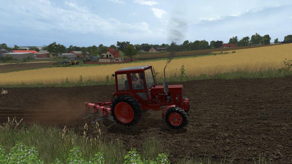 Lajta Plough » GamesMods net - FS19, FS17, ETS 2 mods