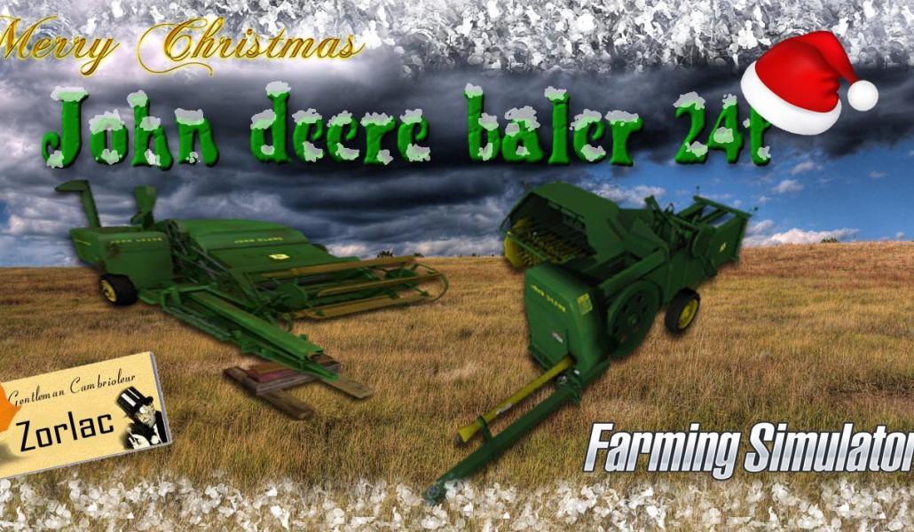 Baler » GamesMods net - FS19, FS17, ETS 2 mods