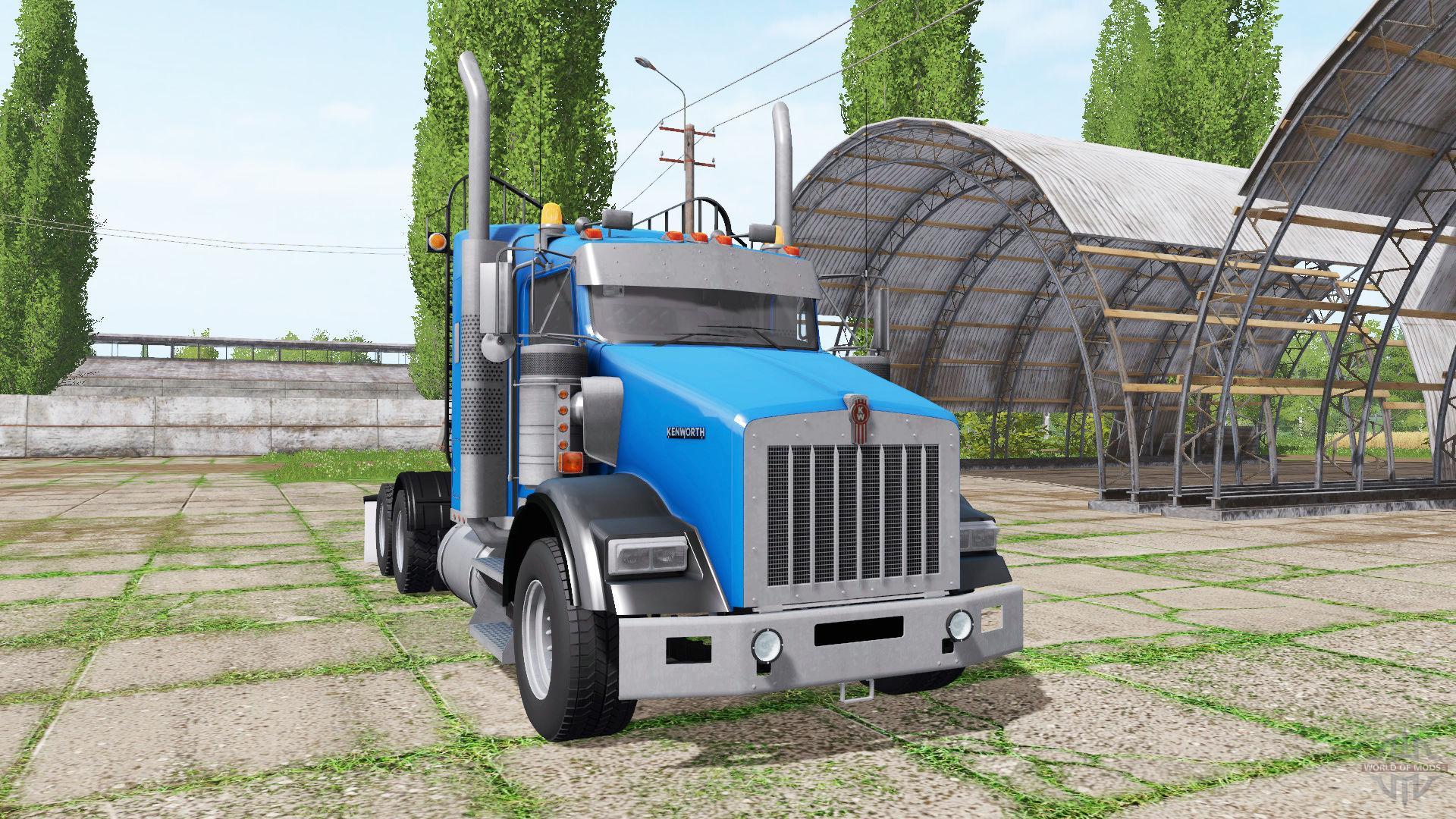 T800 » GamesMods.net - FS19, FS17, ETS 2 modsKenworth Dump Trucks Fs19