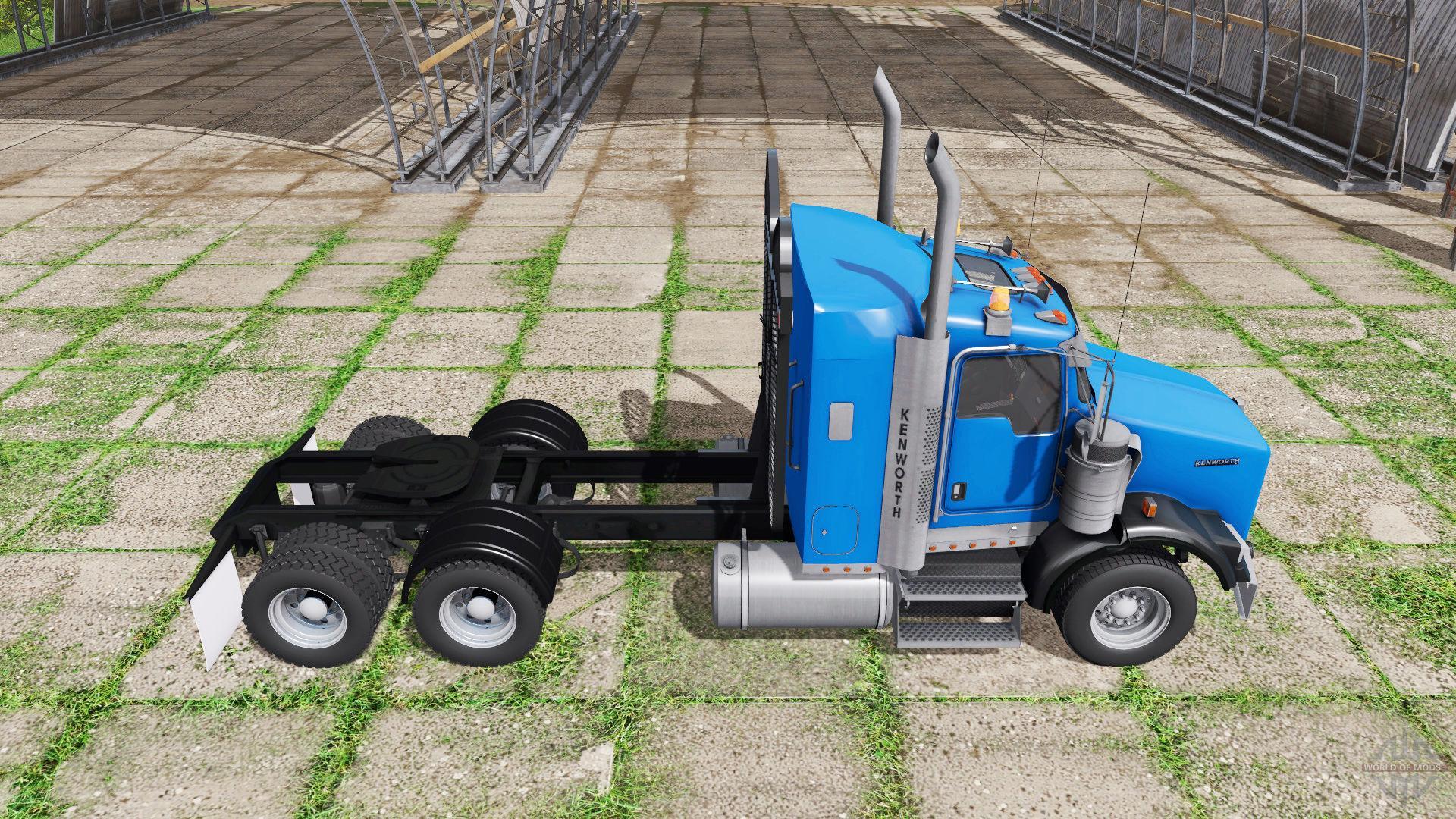 Kenworth T800 » GamesMods.net - FS19, FS17, ETS 2 modsKenworth Dump Trucks Fs19