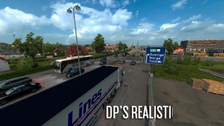 DP'S REALISTIC TRAFFIC V1.0 BETA