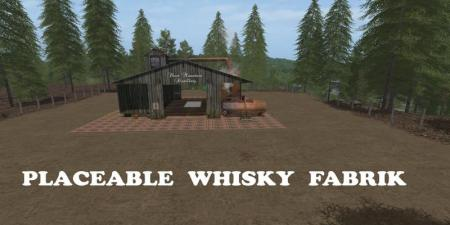 PLACEABLE WHISKEY FACTORY V1.0