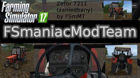 ZETOR 7211 V1.0.0.0