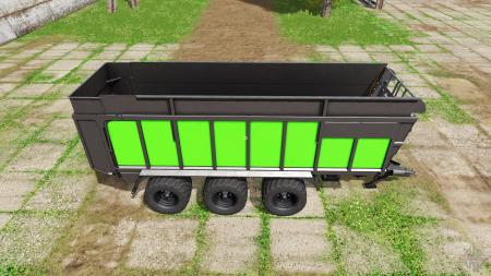 JOSKIN DRAKKAR 8600 black and green