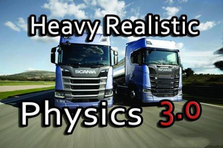 HEAVY REALISTIC PHYSICS V3.0 FOR 1.30