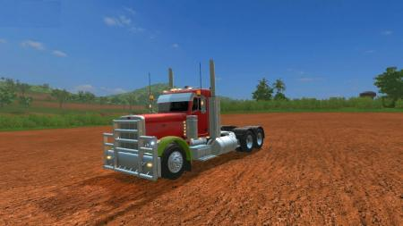 PETERBILT 389 DAY CAB V 1.0 MULTICOLOR