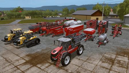 HORSCH AgroVation Vehicles UPDATE