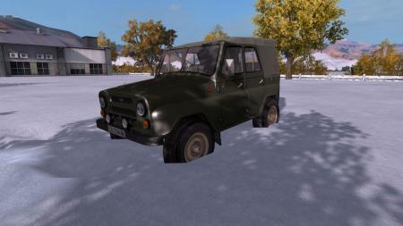 UAZ 3303 V 1.0