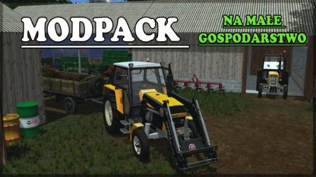 MODPACK FOR SMALL FARM