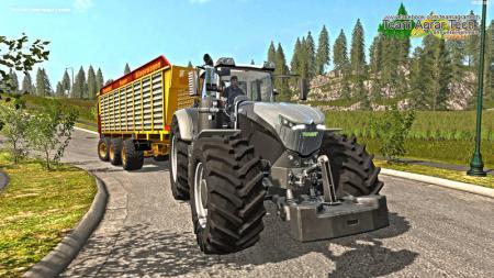 Fendt 1050 by Agrar Tech V 1.7