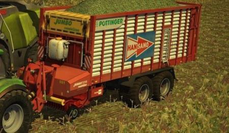 Pöttinger Jumbo 7210 HanSano