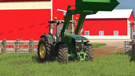 John Deere 7R series 2011 Europe Version V 1.0.0.0 MR