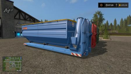 ITR DOCK CONTAINER V1.0.6