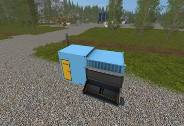 HEATING PANT FOR WOOD CHIPS AND SILAGE V1.3.0.3