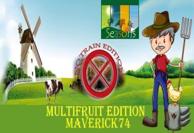 MAVERICK MULTIFRUIT NO TRAIN EDITION V1.0.6