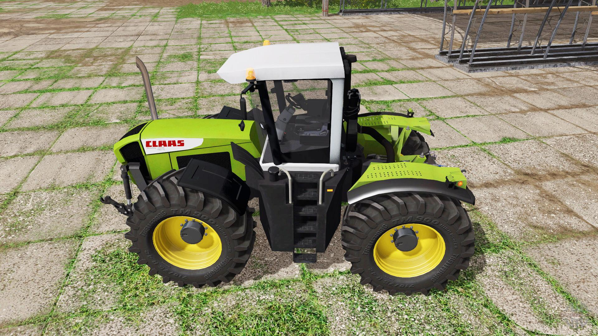 claas xerion 3300 trac vc v1.1 » gamesmods - fs19