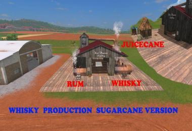 WHISKY SUGARCANE V1.1