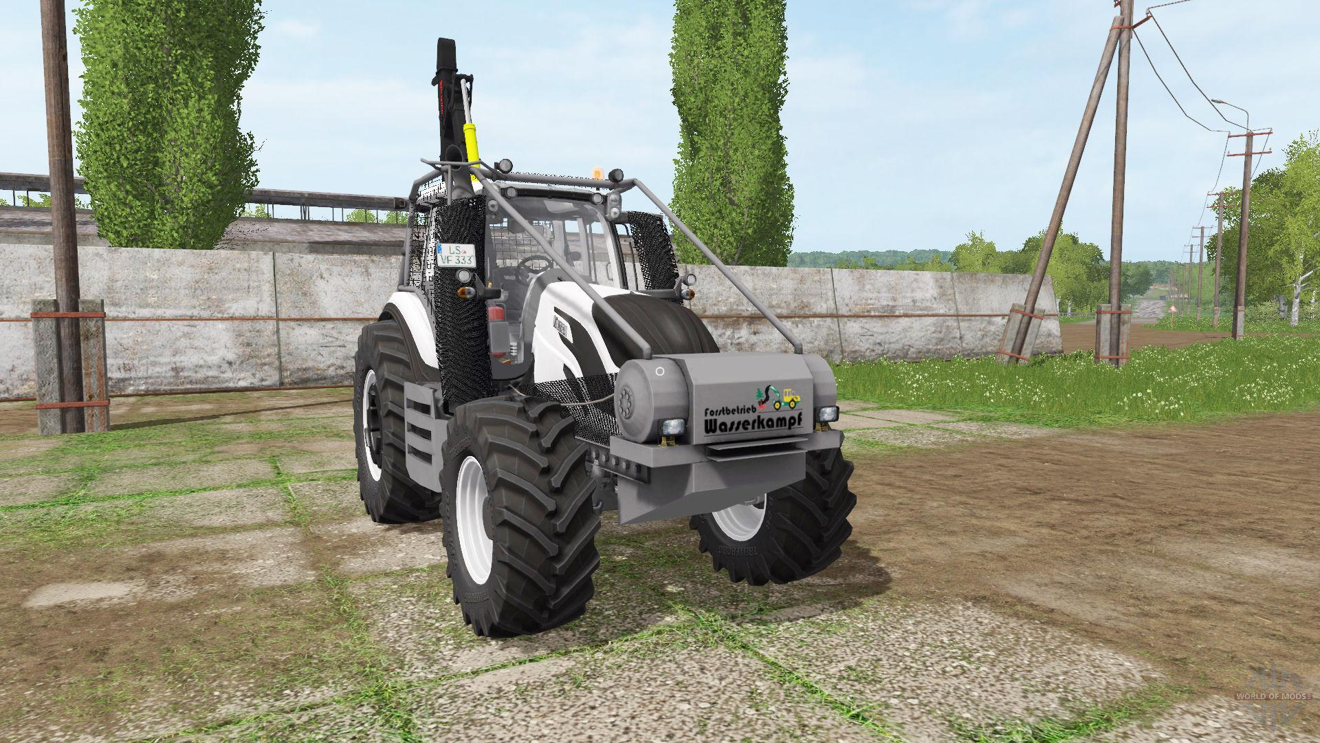 Forestry » GamesMods net - FS19, FS17, ETS 2 mods