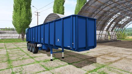 Mech Corp semitrailer v1.1