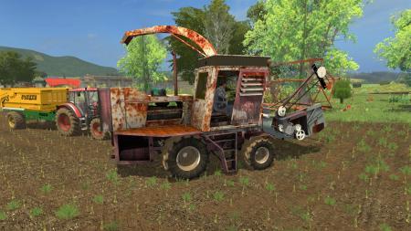 КSК-100 Forage Harvester
