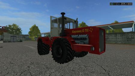 KIROVEC K710 V1.0