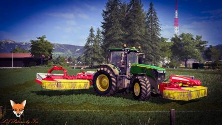 John Deere 7R series 2011 Europe Version V 1.0.0.1