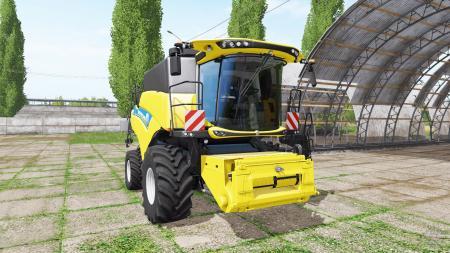 New Holland CR5.85
