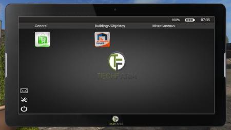 FarmingTablet - App: Storage House