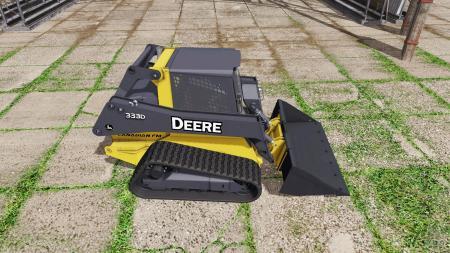 John Deere 333D