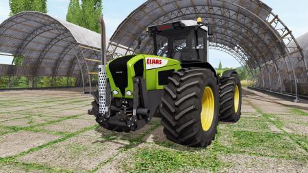 CLAAS Xerion 3300 Trac VC v1.1