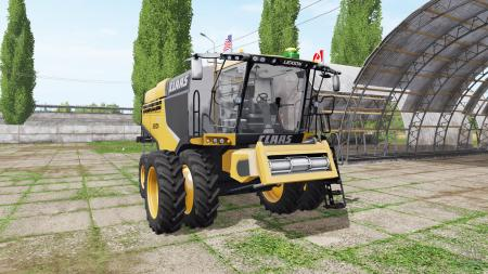 CLAAS Lexion 780 north america