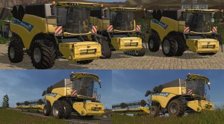 NEW HOLLAND CR10.90 WS
