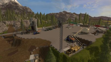 Mining & Construction Economy v0.9 mod