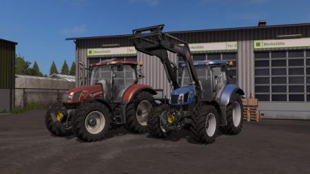 New Holland T6 Tier4a V1.2.0.0