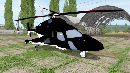 Bell-222 Airwolf
