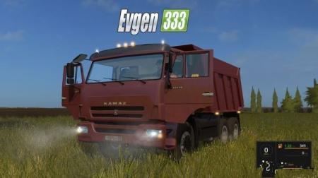 КАМАЗ 65115 V 1