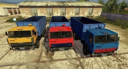 КАМАЗ 55102 V 2.0