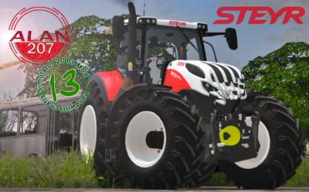 Steyr Terrus CVT 6270