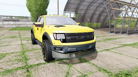 Ford F-150 SVT Raptor v2.0