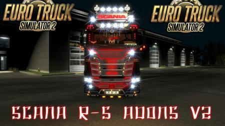 Scania R-S Adons v2