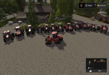 CASEIH TRACTOR PACK BY STEVIE