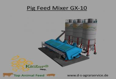 PIG FEED MIXER GX-10 BY KASTOR INC. V1.0